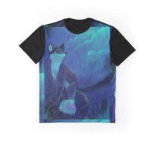 Blue Storm Graphic T-Shirt