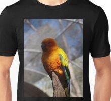 Yellow Wings Unisex T-Shirt