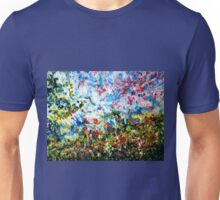 ENCHANTING SPRING - ABSTRACT Unisex T-Shirt