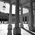 At The Palais-Royal by Alex Cassels