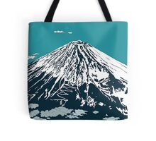 Mt Fuji from the Sky Tote Bag
