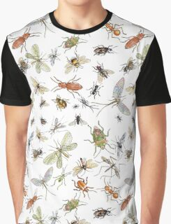 Creepy crawlies Graphic T-Shirt