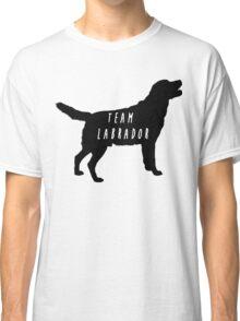 Team Labrador Classic T-Shirt
