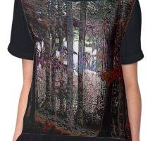 Lost Woods #2 Chiffon Top