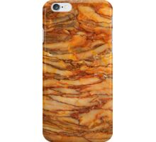 Gold marble iPhone Case/Skin