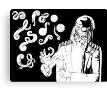 harry potter dumbledore deluminator Canvas Print