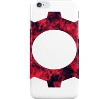 RED FIRE GEAR iPhone Case/Skin