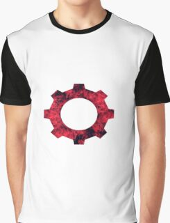 RED FIRE GEAR Graphic T-Shirt
