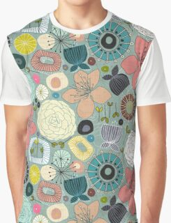 oriental blooms Graphic T-Shirt