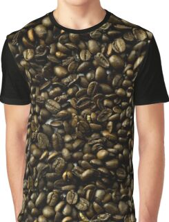 coffee beans in bulk a soft light  Graphic T-Shirt