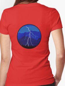 Coachella Tayvin Womens Fitted T-Shirt