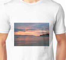 Dusk at Adriatic Sea Unisex T-Shirt