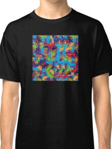 Space Invader Pattern Classic T-Shirt