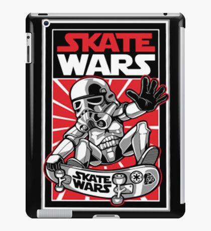 Wars Skateboard iPad Case/Skin