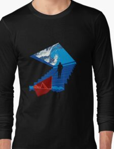 BOATING DREAM Long Sleeve T-Shirt