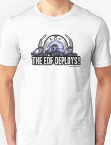 Earth Defense Force The EDF Deploys!  T-Shirt