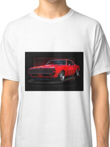 1968 Chevrolet Camaro Rally Sport RS396 Classic T-Shirt