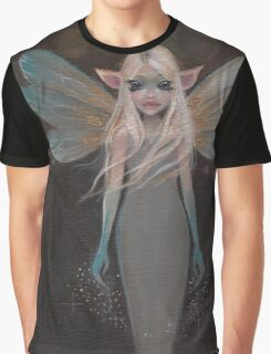 Firefly Faerie Graphic T-Shirt