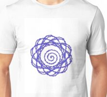 Ultra Blue Spiral Strand T-Shirt