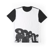SHINee Everybody Black White Kpop Graphic T-Shirt