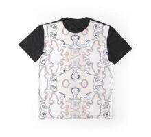 Indigo Cream Two Graphic T-Shirt