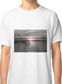 Sunset on the Bay 5 Classic T-Shirt