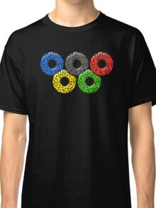 Olympic Donuts - Unofficial Non Competitors Uniform 2016 Classic T-Shirt