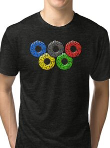 Olympic Donuts - Unofficial Non Competitors Uniform 2016 Tri-blend T-Shirt