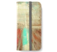 Old man and the Mountain iPhone Wallet/Case/Skin