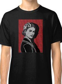 Frida Kahlo Portrait 1920s Classic T-Shirt