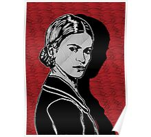 Frida Kahlo Portrait 1920s Poster