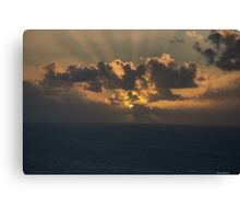 And Then There Was Day 3 Canvas Print
