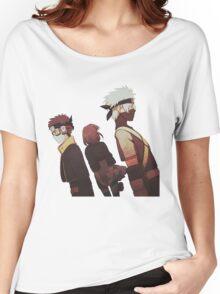 Kakashi, Rin, Obito Women's Relaxed Fit T-Shirt