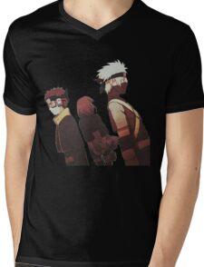 Kakashi, Rin, Obito Mens V-Neck T-Shirt