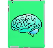Pixel Art Brain 8-Bit iPad Case/Skin