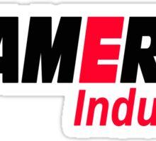 Seinfeld Kramerica Industries Sticker