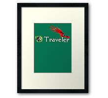 Archeage Traveler Founder status Framed Print