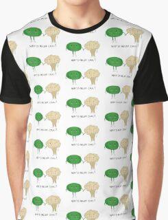 Why So Melon Cauli? Graphic T-Shirt