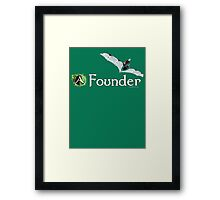 Archeage Founder status Framed Print