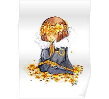 FlowerFell Poster