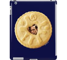 Doctor Who - Matt Smith 11th Doctor Trapped in a Jammie Dodger iPad Case/Skin