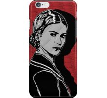 Frida Kahlo Portrait 1920s iPhone Case/Skin