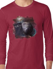 Time Flight 2 Long Sleeve T-Shirt