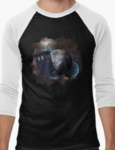 Time Flight 2 Men's Baseball ¾ T-Shirt