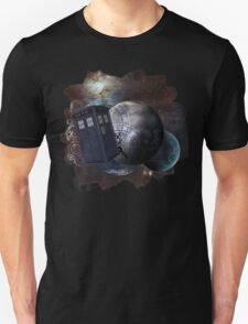 Time Flight 2 Unisex T-Shirt