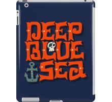 Deep Blue Sea iPad Case/Skin