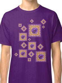 Purple Wildflower Classic T-Shirt
