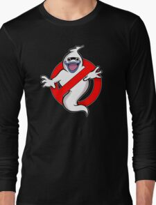 Yo-Kai Got Busted! Long Sleeve T-Shirt