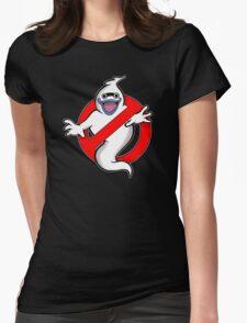 Yo-Kai Got Busted! Womens Fitted T-Shirt