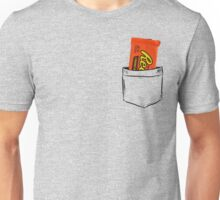 I love reese's chocolate Unisex T-Shirt